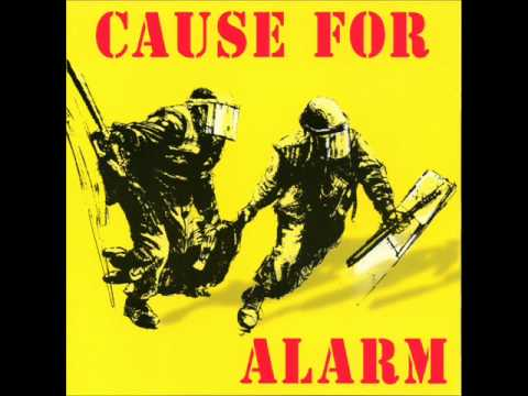 Cause For Alarm - Poison The Machine