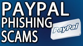 PayPal Phishing in Action. Avoid Criminals Trying To Steal Your PayPal Information.