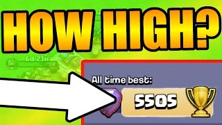Clash Of Clans - IT ALL STARTS HERE!! - HOW HIGH CAN WE GO?