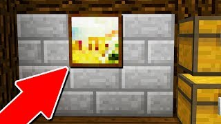 THIS MINECRAFT PAINTING, WILL BLOW YOUR MIND..