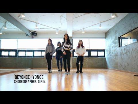 Girin Jang choreography   Beyonce - Yonce