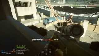 Battlefield 4 Sniper and Knife Montage