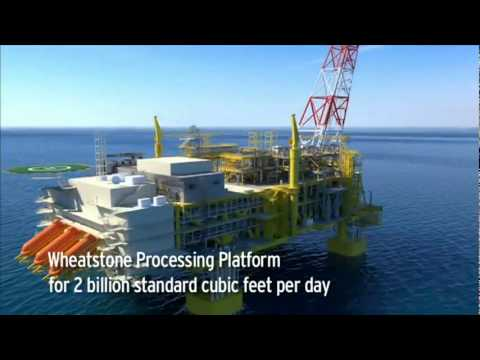 Wheatstone LNG Project