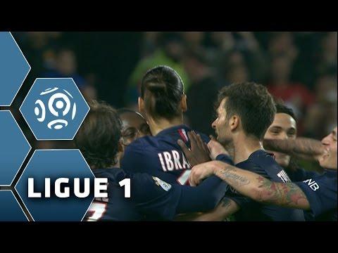 FC Nantes - Paris Saint-Germain (0-2)  - Résumé - (FCN - PSG) / 2014-15