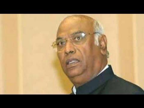 Mallikarjun Kharge, not Rahul Gandhi, to lead Congress in Lok Sabha