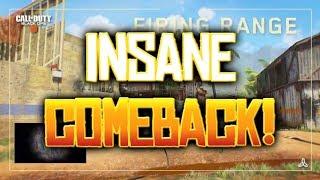 Black Ops 4 INSANE Comeback on Firing Range (COD BO4 FFA)