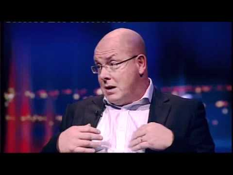 Nick Leeson on Newsnight with Jeremy Paxman