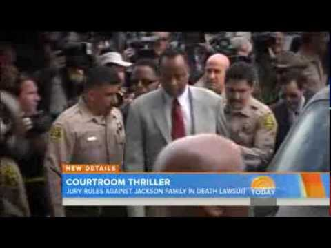 Michael Jackson family loses wrongful death suit