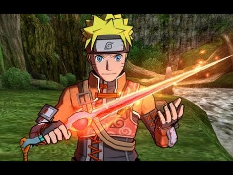 Naruto Shippuden: Dragon Blade Chronicles: Gameplay Trailer
