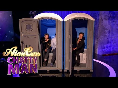 Portaloo Confessions - Alan Carr: Chatty Man