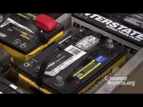Car Battery Testing   Consumer Reports