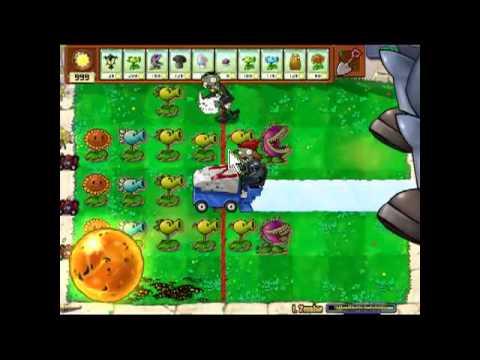 Plants vs zombies - mi propio nivel de yo, zombi 2