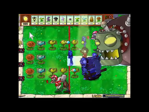 Plants vs zombies - mi propio nivel de yo, zombi 2