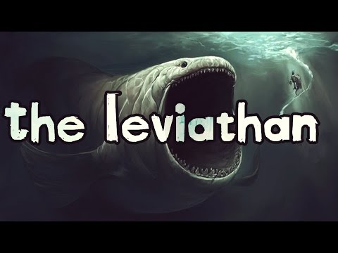 "SCP-169 ""The Leviathan"""
