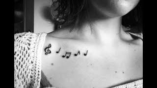 50 Best Music Tattoos