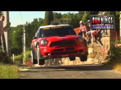 Luis Monzón hizo buenos los pronósticos que los situaban como máximo favorito para alzarse con la 46 edición del Rally de Ourense. El piloto canario aguantó ...