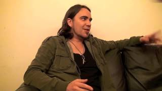 INTERVIEW WITH JOE HOLLINGER / HALESTORM BY ROCKNLIVE PROD