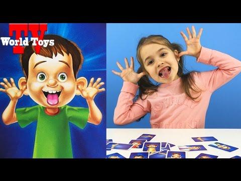 СМАЙЛ ЧЕЛЛЕНДЖ кривляки Emoji Challenge Челленджи от Арины EMOJI CHALLENGE World Toys TV