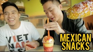 MEXICAN SNACKS & REFRESHMENTS - Fung Bros Food