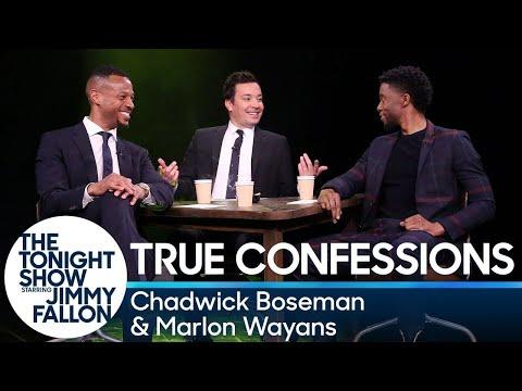 True Confessions with Chadwick Boseman and Marlon Wayans