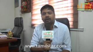 Ganesh Raj At Vaaliba Raja Movie Team Interview