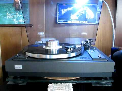 Sansui FR-1080 Turntable
