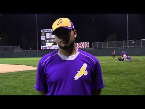Elmira College Baseball Post Game Interview with Mike Burghardt '18
