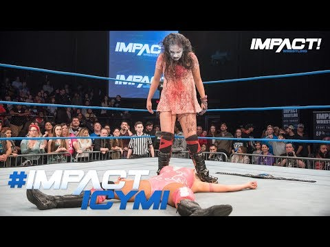 The Mysterious Su Yung Debuts To Annihilate Allie   IMPACT! Highlights Mar. 22 2018