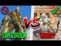 Overwatch Highlight Intros Vs. Reality
