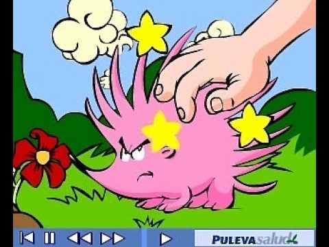 Dibujo del sentido del tacto para niños - Imagui