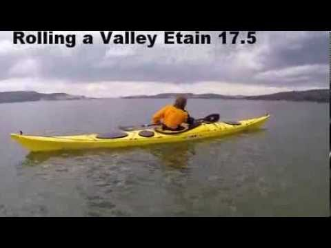 Kayak Valley Etain Rolling a Valley Etain 17.5