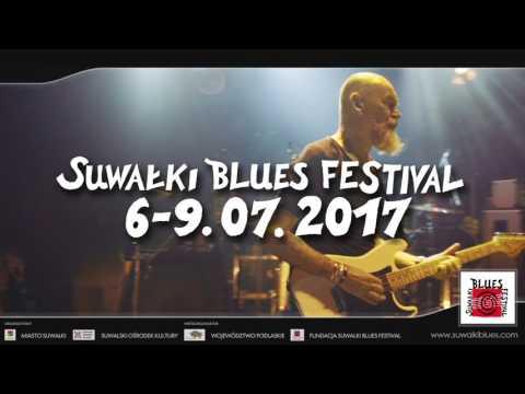 Zapowiedź Suwałki Blues Festival 2017