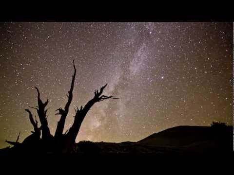 Milky Way Time-Lapse - Ancient Bristlecone Pine Forest