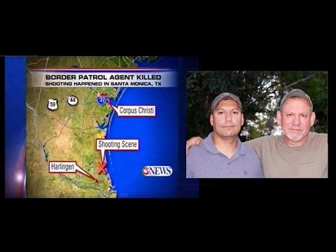 Two Illegal Aliens Murder Texas Border Patrol Agent in Front of His Family