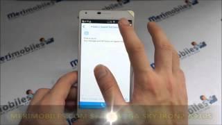 Pantech Vega Iron 2 M-A910 5.3 inch 1080p Snapdragon 801 Quad-core 2.3GHz 2GB RAM Smartphone