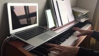 BABYMETAL - KARATE 弾いてみた(ピアノ)piano cover