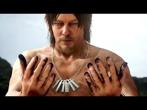 DEATH STRANDING Trailer (Kojima - E3 2016)