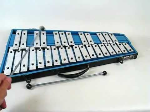 Xylophone viking song bells