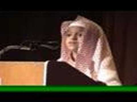 Amazing Recitation Of The Qur'an By A Young Child! video