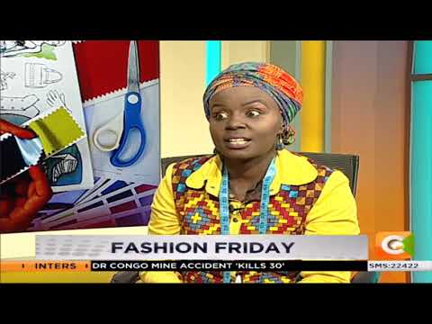 FASHION FRIDAY: All you need to know about fashion design (Pattern cutting)