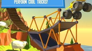 BRIDGE OR RAMP? - Build a Bridge Construction Simulator