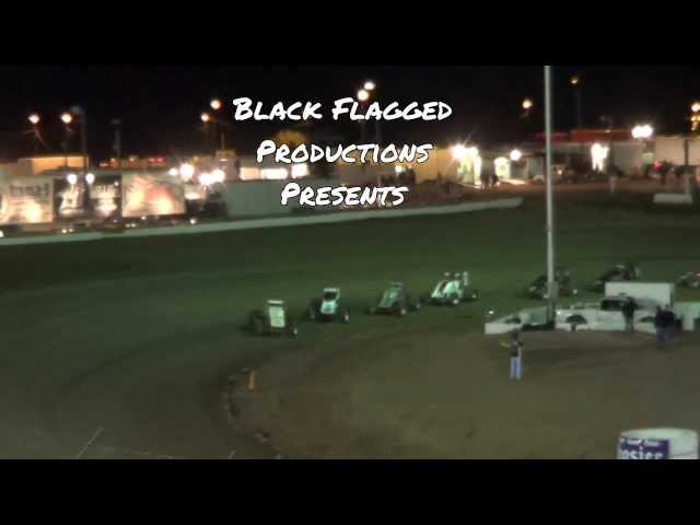 Mr Awesome's Minute -Nov 14th 2013- 2013 Sprint Car Action