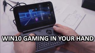 Pocket-sized Windows Gaming PC