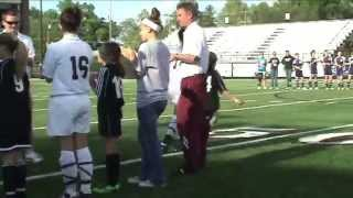 tsc 01 girls white at Jenks High Soccer Game 4 27 2010 part 1.mp4