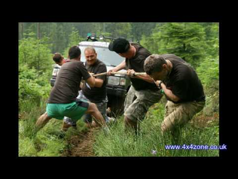 Transylvania 4x4 & Ham Radio Expedition 2010