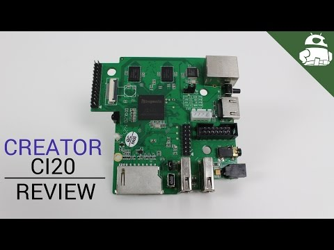 MIPS Creator Ci20 Review!