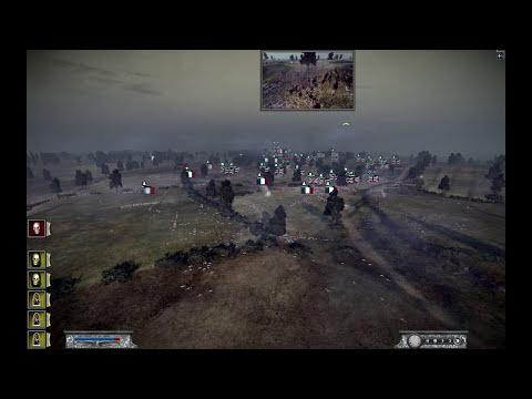 Battle of Waterloo (Massive 4 vs 4 Napoleon:Total War Battle) (UNEDITED VERSION)