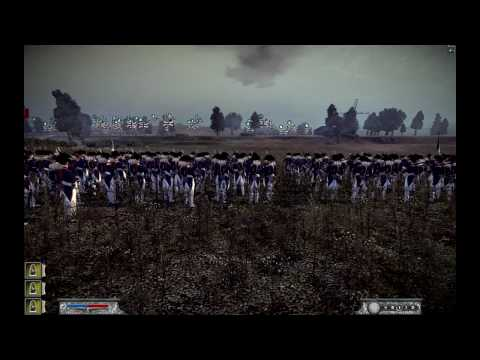 Battle of Waterloo (Massive 4 vs 4 Napoleon:Total War Battle) (UNEDITED VERSION)