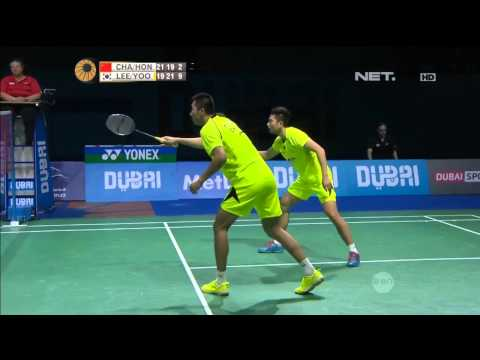 Final - 2014 Dubai Superseries Finals - Lee Yong Dae-Yoo Yeon Seong vs Chai Biao-Hong Wei