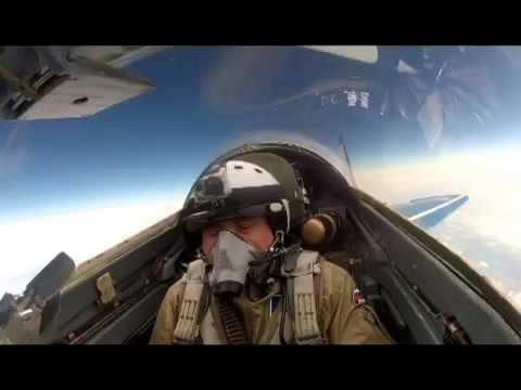 Полет в стратосферу на истребителе МиГ-29 от Emotion-box.ru